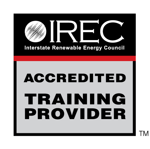 IREC Logo Training Provider